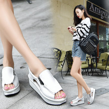 Women Wedges Sandals Open Toe
