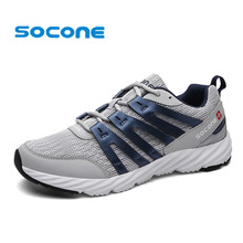 Socone ligero zapatos corrientes del mens cruz entrenadores zapatillas de deporte comodidad para caminar athletic zapatos hombres jogging zapatillas hombre