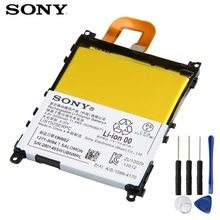 Original Replacement Sony Battery LIS1525ERPC For SONY L39h Xperia Z1 C6902 C6903 Honami SO-01F Genuine Phone 3000mAh