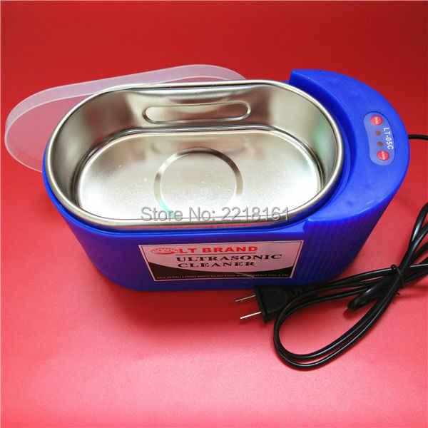 220 V 35 W/60 W Ultrasonic membersihkan bath untuk Epson DX5 DX7 printhead Seiko SPT510 kepala mandi bersih mesin cuci