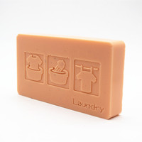 Wholesale/retail,free shipping, C709 Silicone handmade soap mould baking tools Soap base 200g