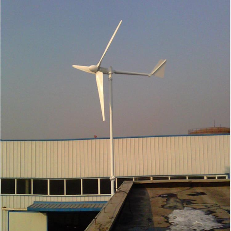 2000 watts / 2kw home small wind turbine 24V / 48V /96V /220V power enough power