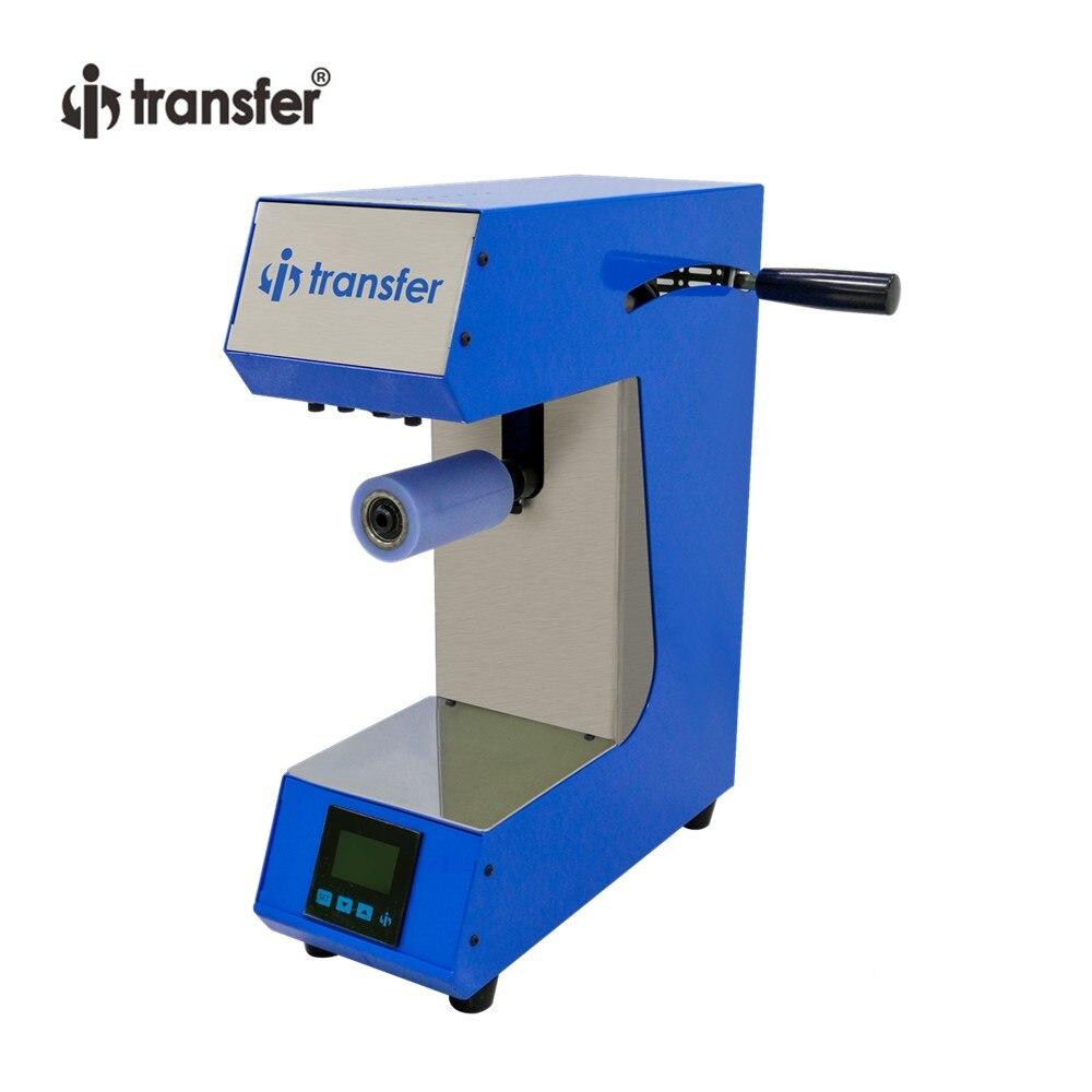 Je-transfert Multifonction Utiliser But 360 Degrés Roller Presse De La Chaleur Machine de Transfert de Sublimation Imprimante HPM37