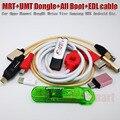 2019 originele MRT Dongle 2 SLEUTEL + UMT Dongle + UMF Alle boot kabel + XiaoMi9008 BL unlock kabel
