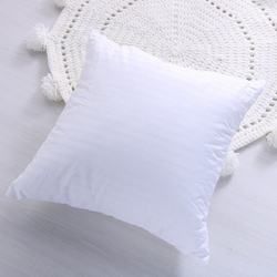 50*50CM Pillow Cores Elastic PP Cotton Fabric Surface Cusion Solid White Throw Decorative Pillows Cores
