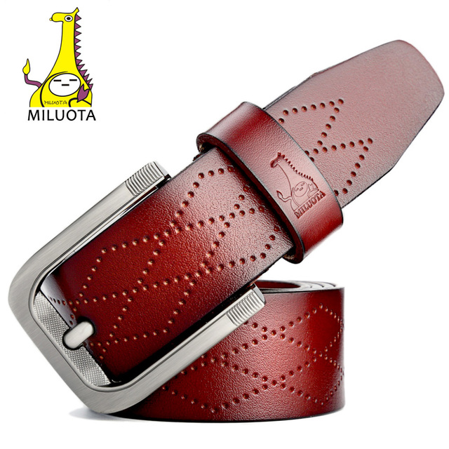 High Quality Genuine Leather Belt For Men. Available Colors – Black, Coffee, Brown