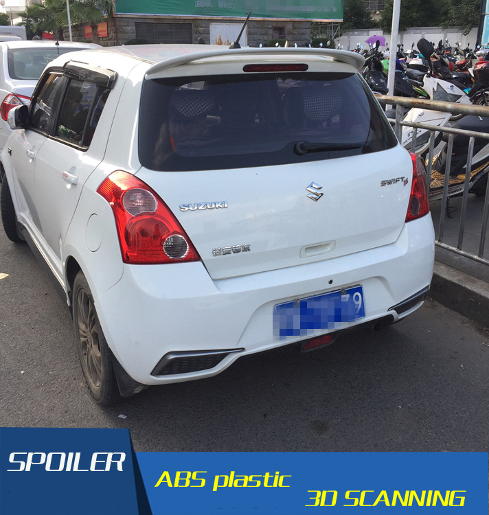 Spoilers Use In Cars