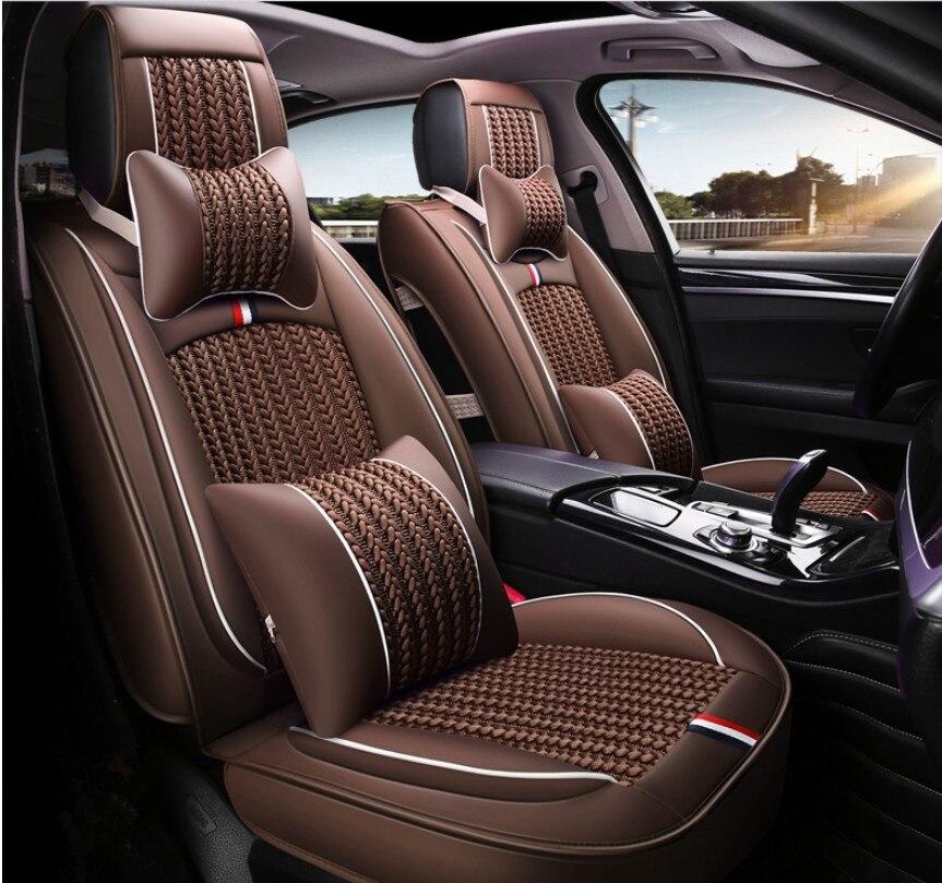 De alta qualidade! conjunto completo de tampas de assento do carro para Lexus RX 270 350 450 h 2014-2009 durável respirável tampas de assento de moda, frete grátis