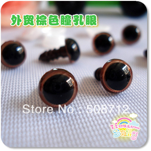 Needle felting bead eyes 20 pairs 4mm Safety eyes Animal eyes ... | 500x500