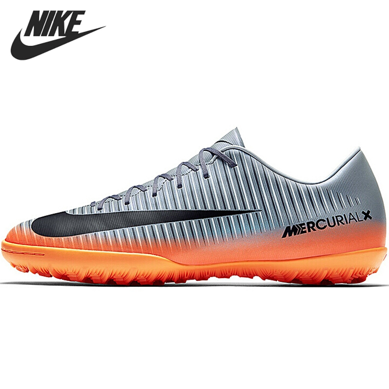 Original New Arrival 2017 NIKE TF Victory VI Men's Football/Soccer Shoes Sneakers original new arrival nike mercurial victory v tf men s soccer shoes football sneakers