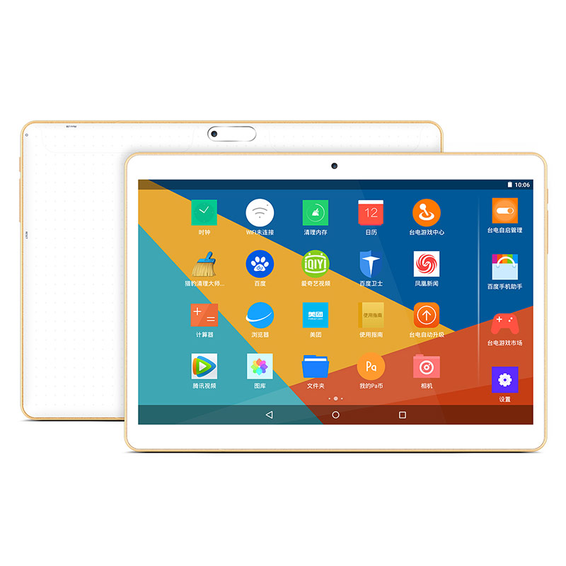 Teclast P98 3G Phablet 32GB ROM- Android5.1 9.6 inch Screen MTK6580 Quad Core 1.3GHz 2GB RAM 32GB ROM Dual Cameras Bluetooth 4.0