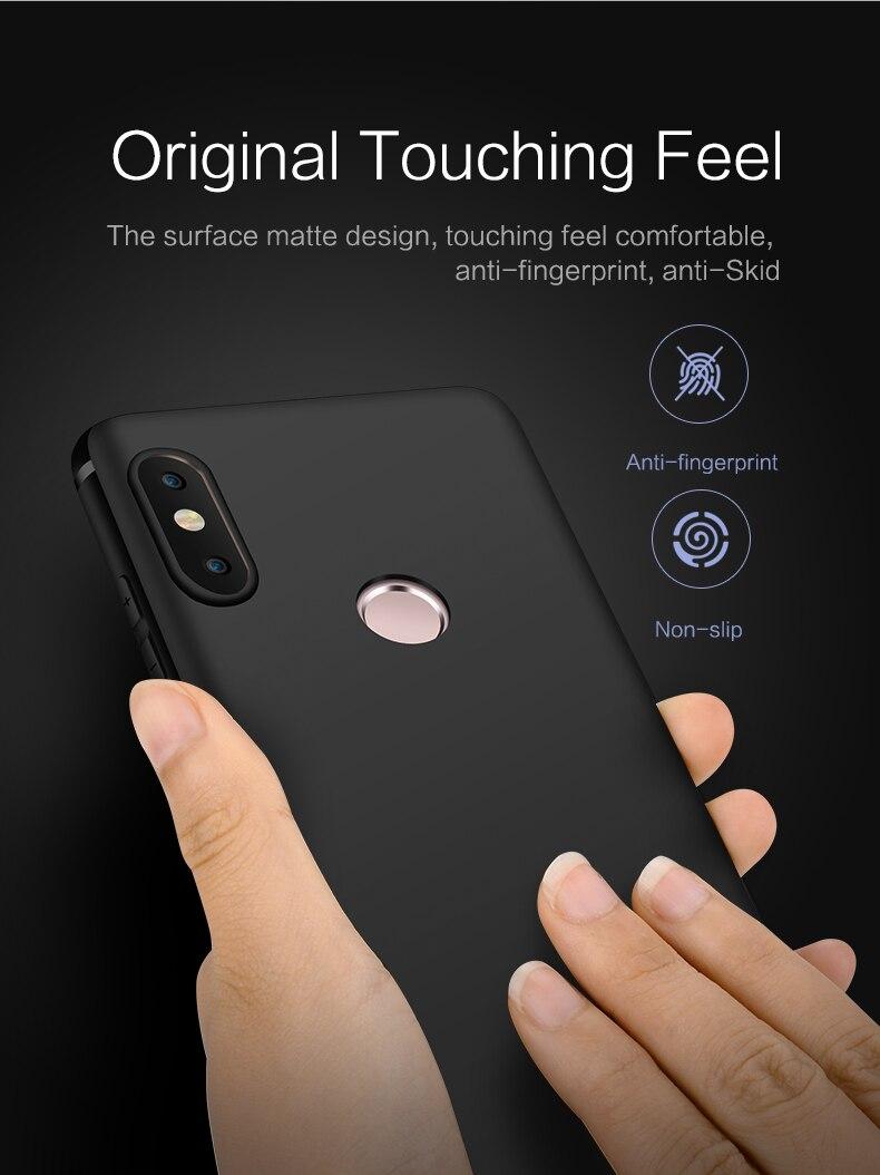 note 5 phone cases Silicone Case For Xiaomi Redmi Note 5 (2)