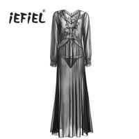 IEFiEL 블랙 여성