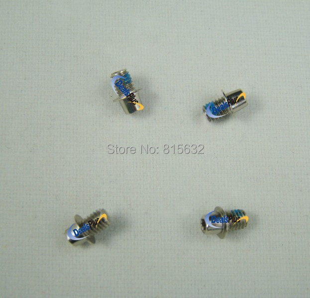 New 4pcs/set Hard Drive Screws For Macbook Pro A1278 A1286 A1297 HDD Set