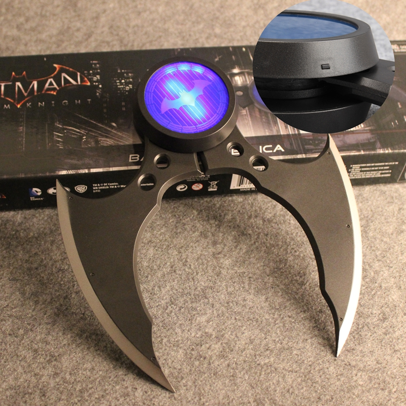 XINDUPLAN DC Comics Justice League Movie Batman Bat Barts Batarang