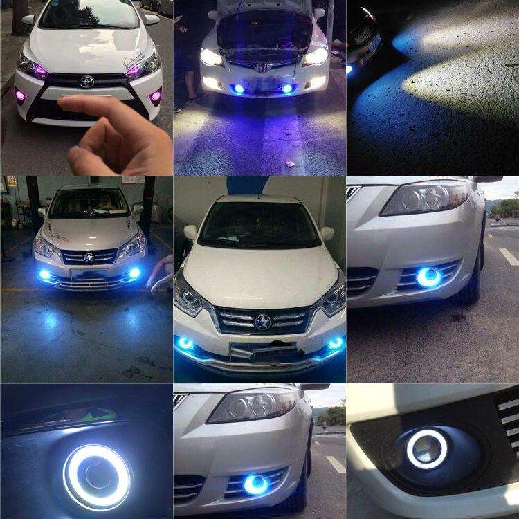 Անջրանցիկ պրոյեկտոր LED ոսպնյակներ Halo - Ավտոմեքենայի լույսեր - Լուսանկար 6