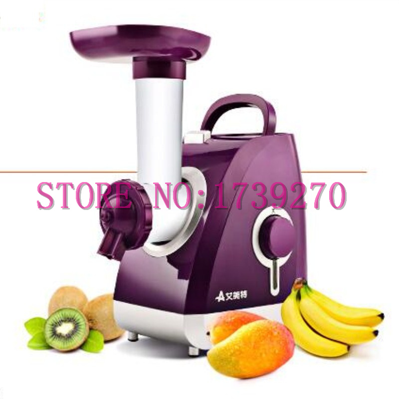 Household DIY  fruit healthy ice cream maker, electric ice cream making machine free shippingHousehold DIY  fruit healthy ice cream maker, electric ice cream making machine free shipping