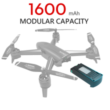 SG106 RC Drone 3.7V 1600mAh for SG106 WiFi FPV RC Drone Optical Flow 1080P HD Dual Camera RC Quadcopter Dron Battery Spare Parts