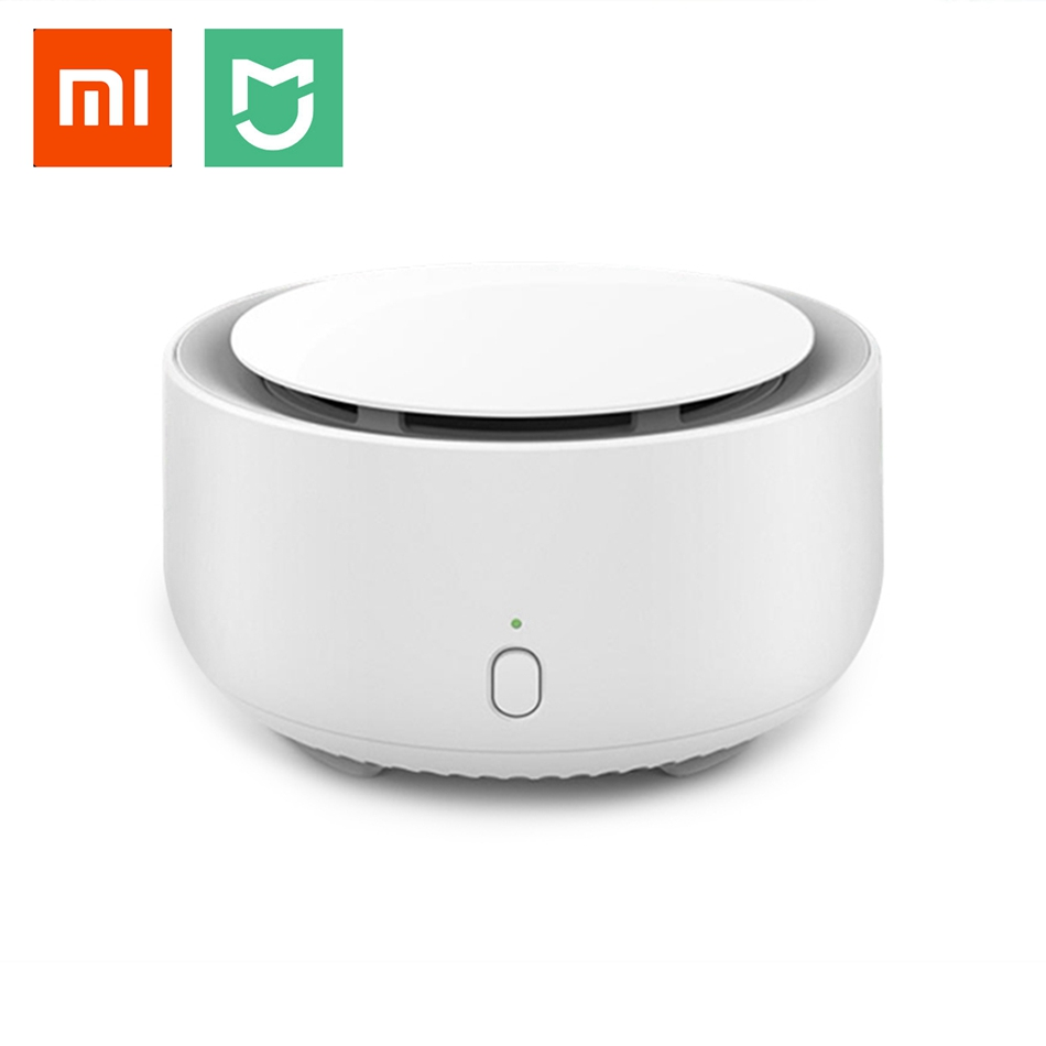 XIAOMI MIJIA Newest Original Garden Electric Household Mosquito Dispeller Harmless Mosquito Insect Repeller for Smart Home monkey shaped ultrasonic mosquito repeller with neck loop