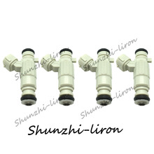 цена на 4pcs Fuel Injector Nozzle For Hyundai KIA OEM 35310-2B030 353102B030 35310 2B030