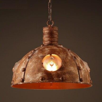 ᑐCreatieve Loft Stijl Vintage Hanglamp Antieke Industriële Lamp ...