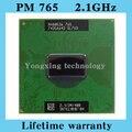 Pm765 ноутбук процессора Pentium M процессор 2.1 ГГц / 2 м PM 765 процессор компьютера PGA оригинальный поддержка 855 чип материнской платы бесплатная доставка