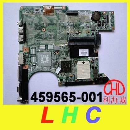 Free Shipping 10pcs a lot Full tested promotion price 459565 459565-001 Laptop Motherboard DV6000 with 30 days warranty