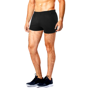 MUSCLE ALIVE Men's Fitness Shorts with Pockets 3 Inseam Cotton Lounge Short Bottoms Bodybuilding Short Pants Casual Workout wallflower juniors short inseam luscious curvy skinny jeans