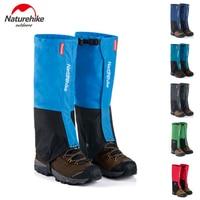 Mountain Hiking Boot Gaiters Waterproof High Leg Cover Gaiters Leggings Cover For Backpacking Climbing Hunting Ski