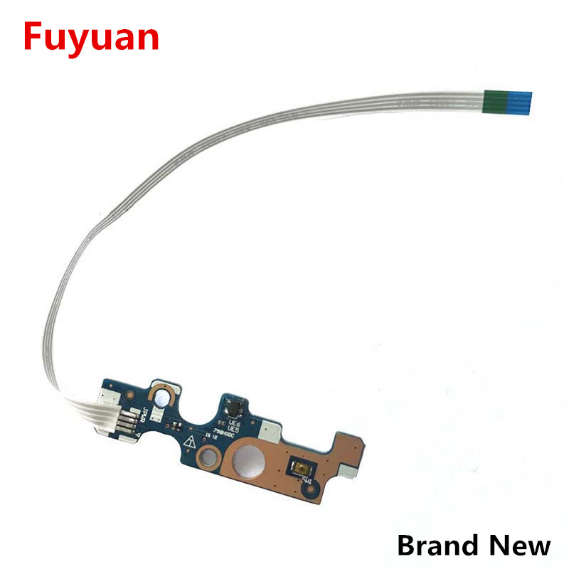 New Laptop Switch board Power Board cable For Dell 5558 5559 3558 5551 5555 V3558 V3559 5455 5458 LS-B844P 14U15U ноутбук dell inspiron 3558 3558 5216