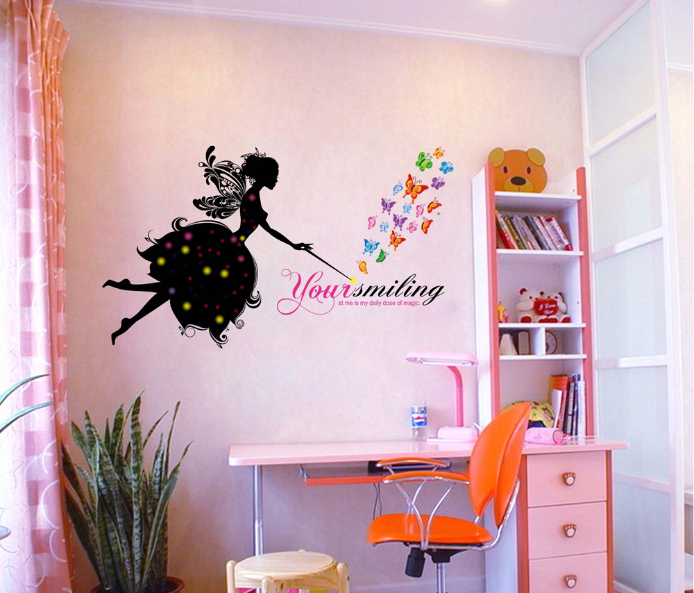 100 black flower wall stickers decorative wall decals black flower wall stickers wall stickers murals for childrens rooms