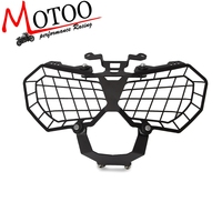 Motorcycle Grille Headlight Protector Guard Lense Cover For HONDA CRF1000L AFRICA TWIN 2016 2017 CRF 1000L CRF 1000 L