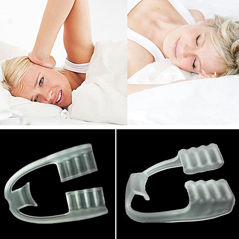 Eliminating Tightening Product Sleep Aid Tool Bruxism Teeth Grinding Guard Sleep Mouthguard Splint Clenching Protector Tools