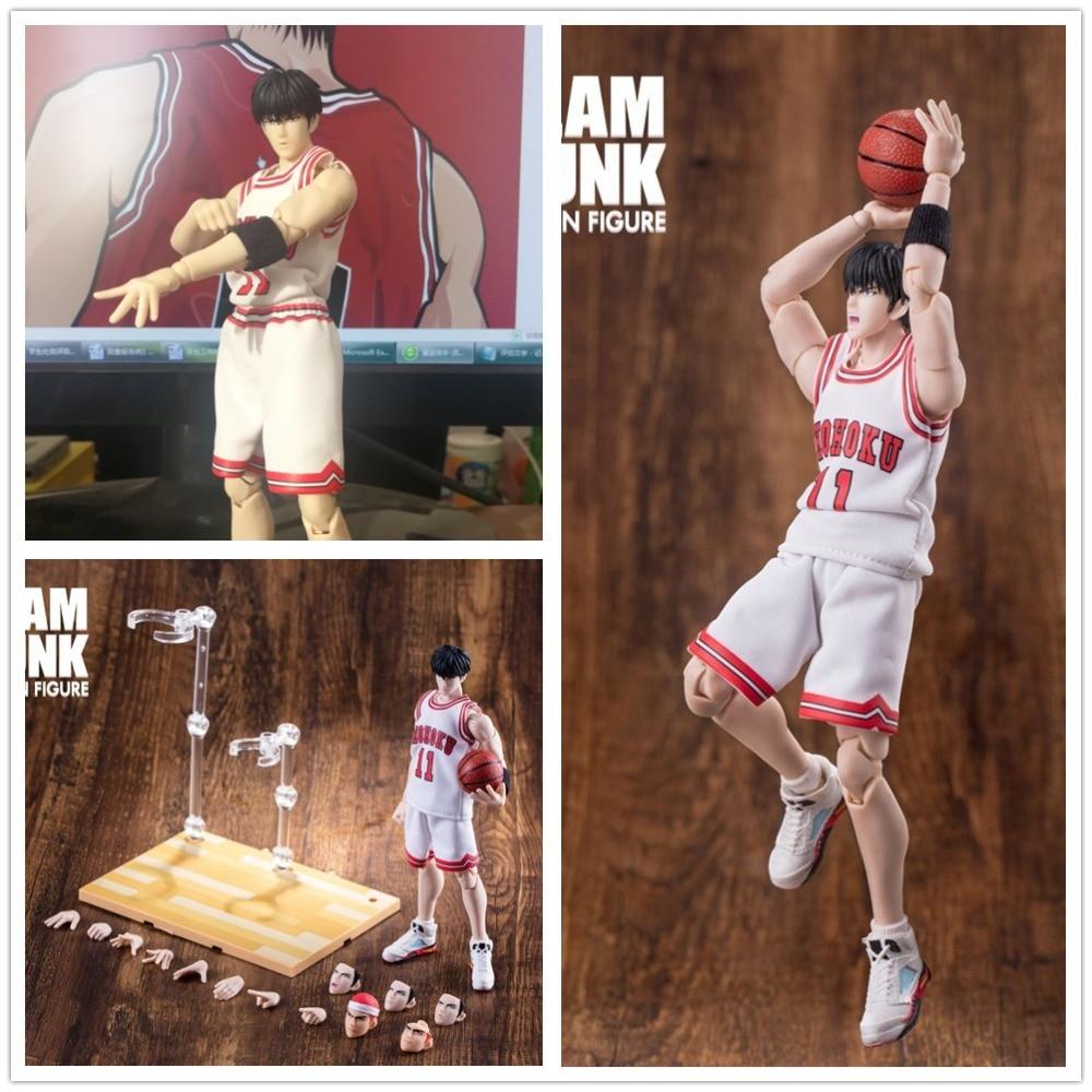 Dasin GT Model 6 Inch Action Figure Anime Slam Dunk