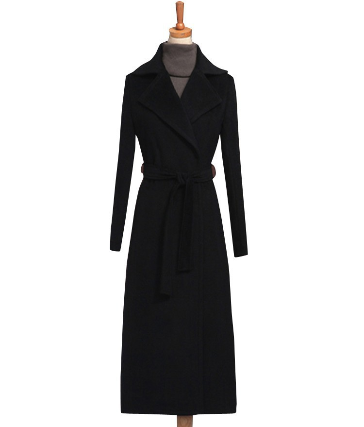 Popular Womens Black Coats Uk-Buy Cheap Womens Black Coats Uk lots ...