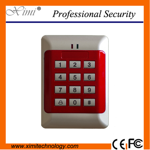 Cheap Proximity 13.56Mhz Card Reader Standalone Access Control F005 Smart Door Access Control