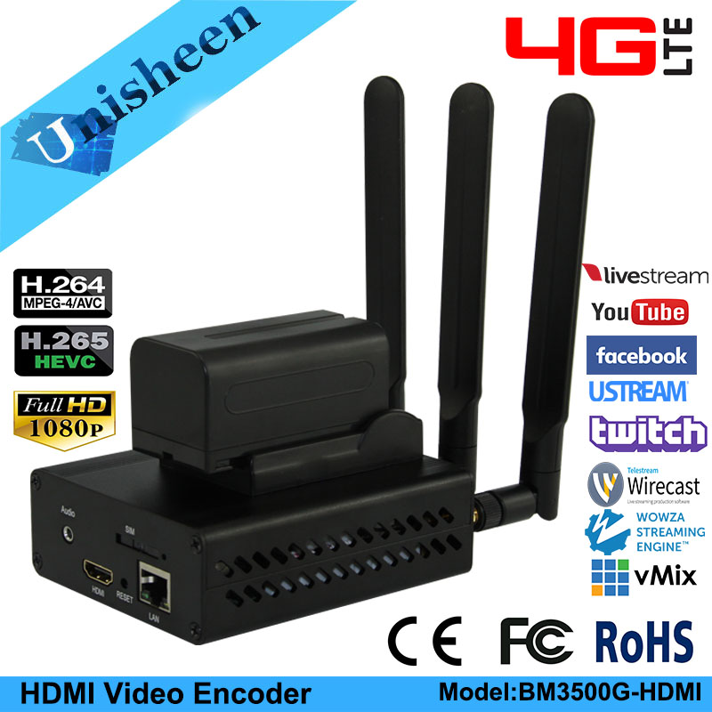 4G Stream H.265 wifi HDMI Video Encoder HDMI Transmitter ip encoder live Broadcast encoder wireless H264 iptv encoder 033 0512 8 encoder disk encoder glass disk used in mfe0020b8se encoder