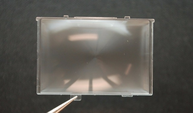 NEW Original Frosted Glass (Focusing Screen) For Canon FOR EOS 5D Mark II 5DII 5D2 Digital Camera Repair Part