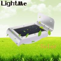 2016 New 16 LED Solar Light Outdoor Light Waterproof Energy Saving Wall Light Motion Sensor Solar