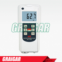 0 1250um Ferrous And Non Ferrous Digital Zinc Coating Thickness Gauge AC 112A