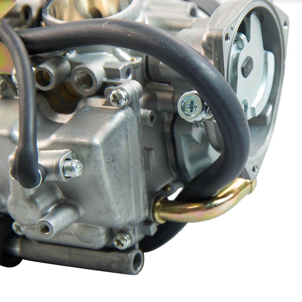 Carburador para YAMAHA RAPTOR 660 2001 2002 2003 2004 2005 YFM 01 05 CARB Tampa Da Base Parafuso Grampo de Cabo base de Junta de Borracha do acelerador - 5