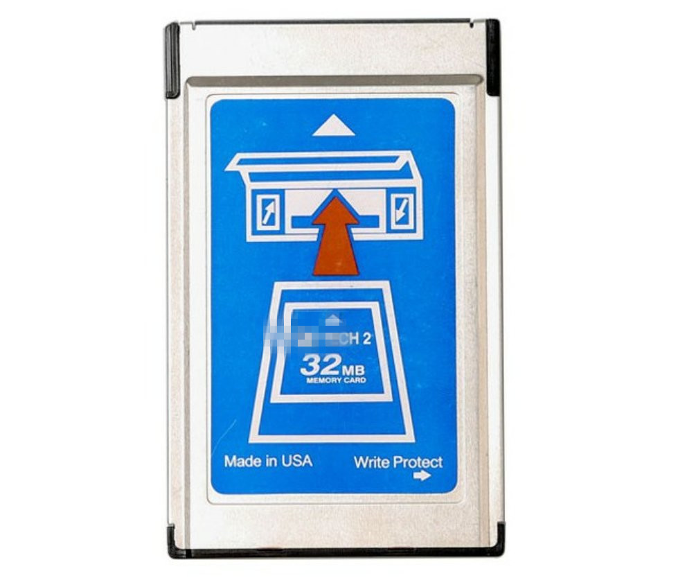Tech2 Card With 6 Software Tech 2 Diagnostic Tool For Holden for Opel for G M  saab 32 MB Memory card tech 2 scanner for sale
