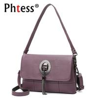 2018 Women Crossbody Bag Small Leather Female Shoulder Bags Ladies Hand Bags Luxury Women Bags Designer