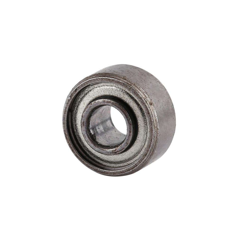 10pcs 693ZZ Bearing Steel Miniature Ball Bearings 3*8*4mm Shielded Bearing BR