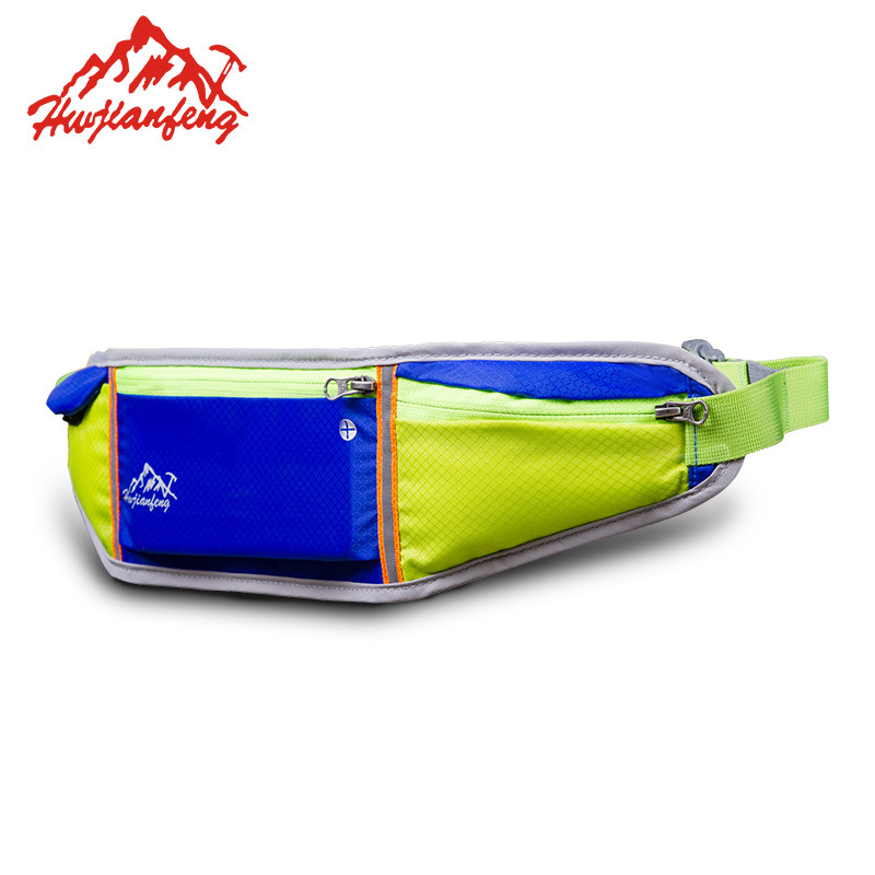 HWJIANFENG new Fanny Pack Travel Belt Casual Style Waterproof Women's Waist Bag Travel Mobile Phone Belt Bag 6 colour