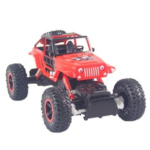 RC Car Cars 1:12 4WD 2.4GHz Rock Crawlers 4×4 Bigfoot Double Motors Off-Road vehicle with lights audio model car
