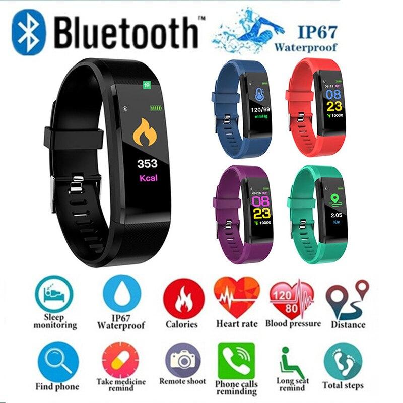 2019 OGEDA Uomini di Fitness Astuto Della Vigilanza di Salute Monitoraggio della Frequenza Cardiaca Fitness Tracker IP67 Impermeabile di Bluetooth per Android ios2019 OGEDA Uomini di Fitness Astuto Della Vigilanza di Salute Monitoraggio della Frequenza Cardiaca Fitness Tracker IP67 Impermeabile di Bluetooth per Android ios