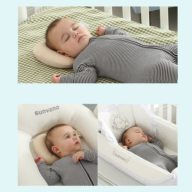 Baby Head Shaping Pillow For Newborn