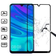 2.5D 9H Patlamaya dayanıklı Temperli Cam Koruyucu Için Huawei Onur 8S Tam Kapak Cep telefonu Ekran Koruyucu film