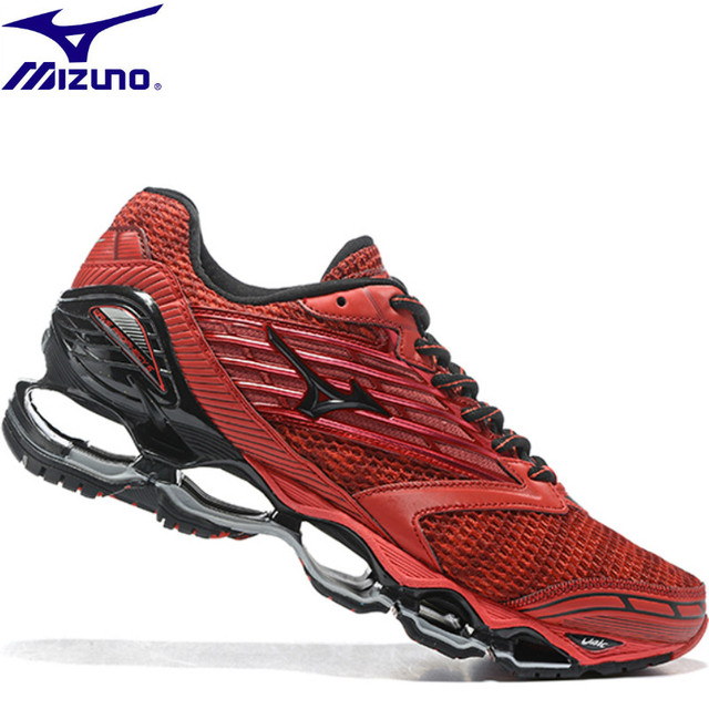 MIZUNO WAVE Prophecy 5 профессиональные кроссовки открытый кроссовки мужская обувь дышащая сетка тяжелой атлетике обувь Размер 40-45